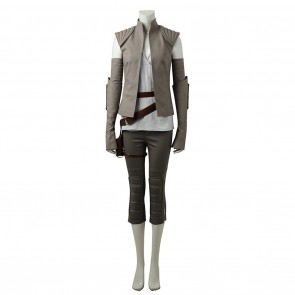 Rey Costume For Star Wars The Last Jedi Cosplay
