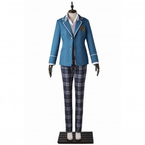 Ritsu Sakuma School Boy Uniform For Ensemble Stars Cosplay
