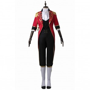 Rui Aiba Costume For MARGINAL 4 Cosplay