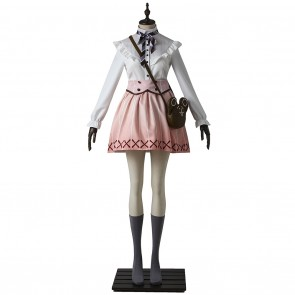 Rurikawa Yuki Costume For A3 First SUMMER EP Cosplay
