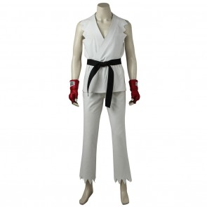 Ryu Coslpay Costume for Street Fighter
