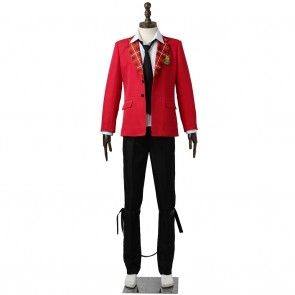 Sakaki Natsuki Costume For The Idolmaster SideM High x Joker Cosplay