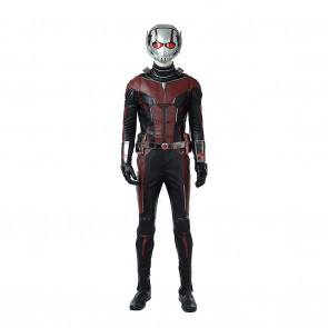 Scott Lang Uniform For Ant Man and the Wasp Cosplay