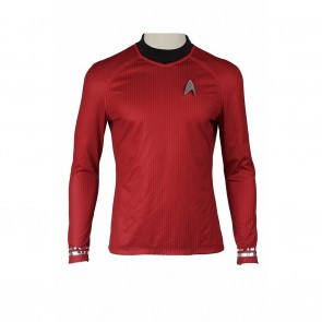 Scotty Costume For Star Trek Into Darkness Cosplay