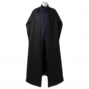 Severus Snape Costume For Harry Potter Cosplay