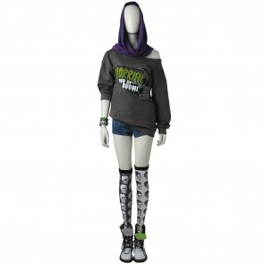 Sitara Dhawan Costume For Watch Dogs Cosplay