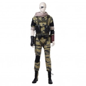 Snake Costume For Metal Gear Rising Revengeance Cosplay