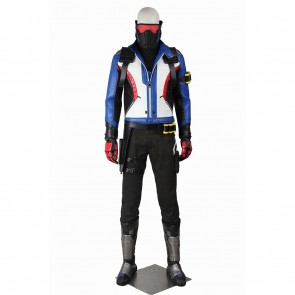 Soldier 76 Costume For Overwatch OW Cosplay