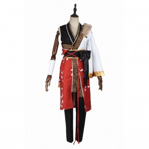 Souma Kanzaki Costume For Ensemble Stars Akatsuki Cosplay