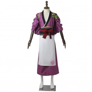 Souza Samonji Costume For Touken Ranbu Cosplay