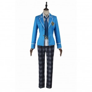 Subaru Akehoshi School Uniform For Ensemble Stars Cosplay