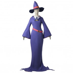 Sucy Mambavaran Costume For Little Witch Academia Cosplay