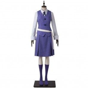 Sucy Mambavaran Uniform For Little Witch Academia Cosplay