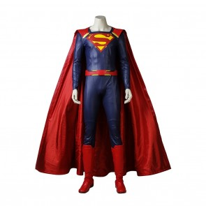 Superman Costume For Supergirl Season 2 Cosplay
