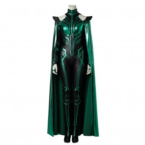 Hela Costume For Thor Ragnarok Cosplay