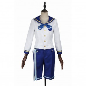 Tomoya Mashiro Costume For Ensemble Stars Rabits Cosplay