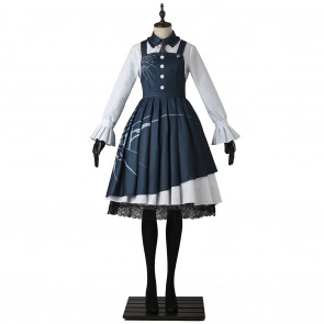 Toujyou Kirumi Costume For Danganronpa V3 Killing Harmony Cosplay