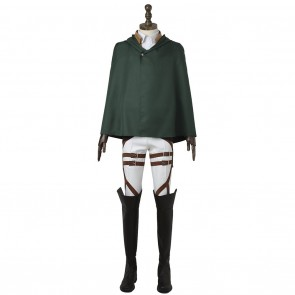 Training Legion Uniform For Attack On Titan Cosplay With Armor Guard