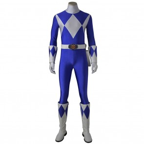 Tricera Ranger Dan Costume For Mighty Morphin Power Rangers Cosplay