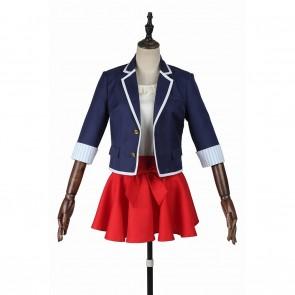 Tsubasa Sumisora Costume For B Project Cosplay