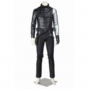 Winter Soldier Costume For Captain America The Winter Soldier Cosplay