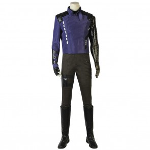 Winter Soldier cosplay costume from The Avengers