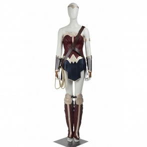 Wonder Woman Costume For Batman v Superman Dawn of Justice Cosplay